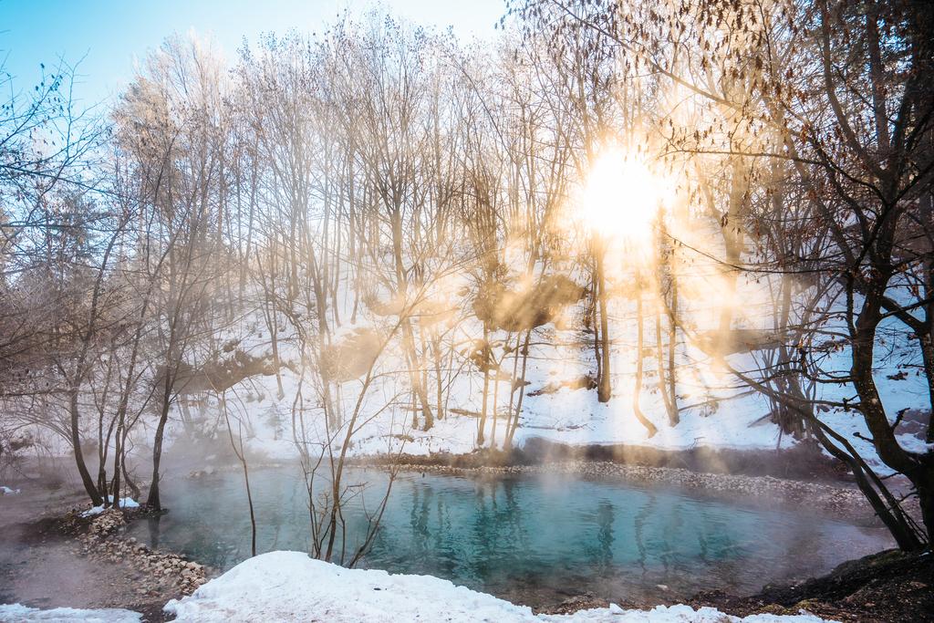 Maibachl im Winter